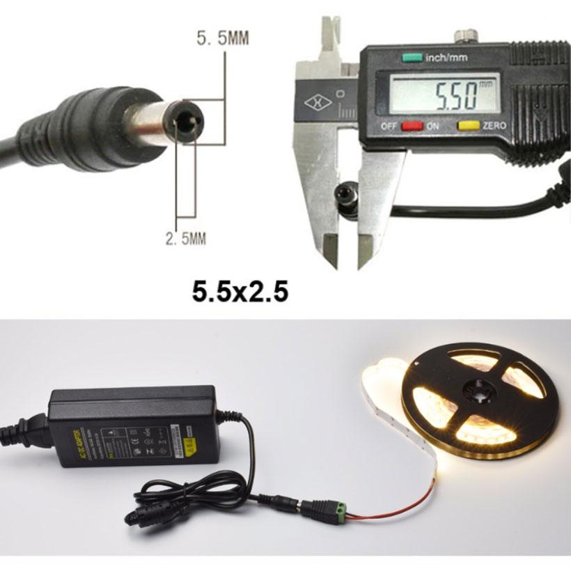 Nguồn điện biến thế adapter 220V ra 12V 5A 60W