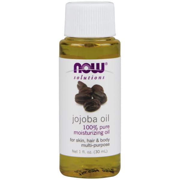 Jojoba Oil Pure | Tinh Dầu dưỡng ẩm toàn thân & Da - Tóc, Chiết xuất 100% nguyên chất từ hạt Jojoba (30ml)