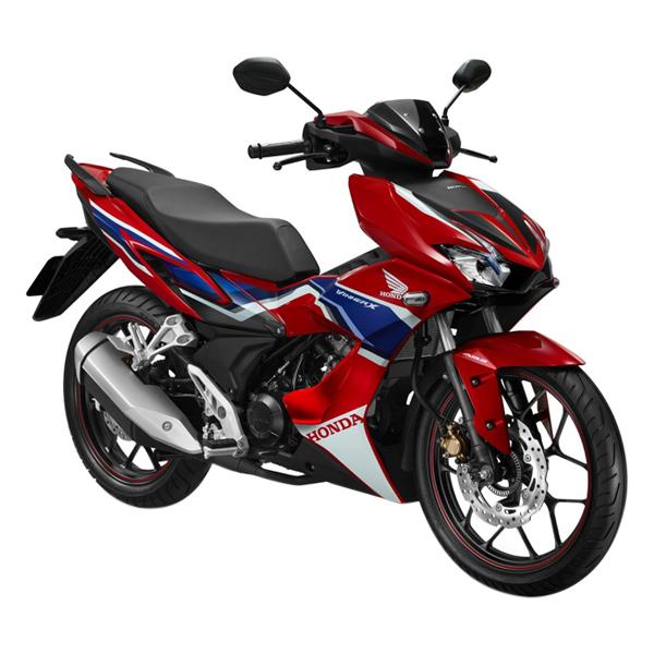 Xe Máy Honda Winner X - Phiên Bản Đường Đua - Phanh ABS - Đỏ Xanh Trắng Đen
