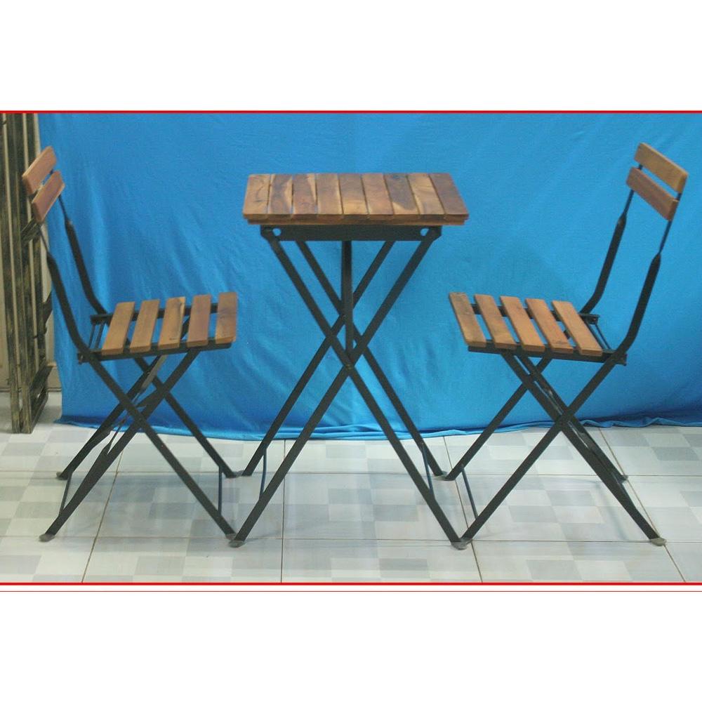 Bộ bàn café 2 ghế Bistro