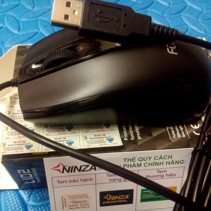 Chuột máy tính có dây Fuhlen L102 chuyên gaming/ hàng chính hãng