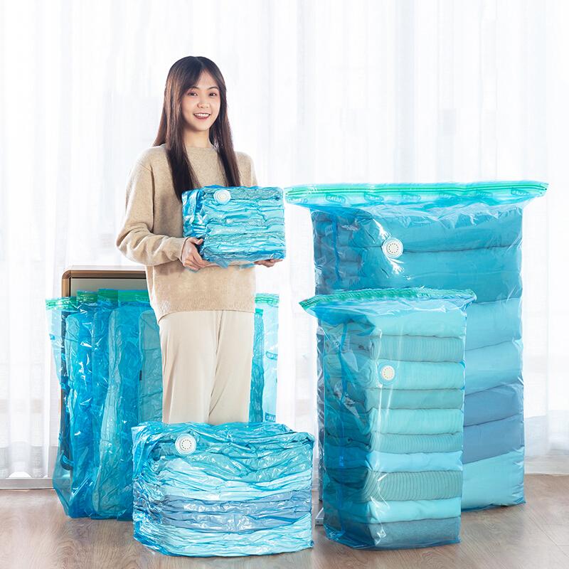 Túi hút chân không Kitai của Nhật Bản đựng quần áo, chăn màn, gối cho gia  đình, du lịch   Tiki