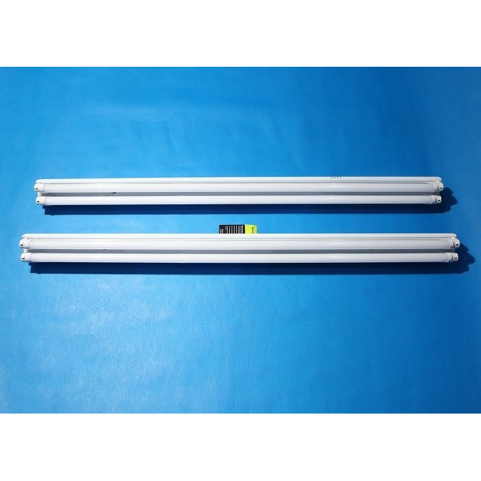 Combo 2 Bộ đèn tuýp Led đôi 1m2 T8 2x20w chất lượng hàng chính hãng.