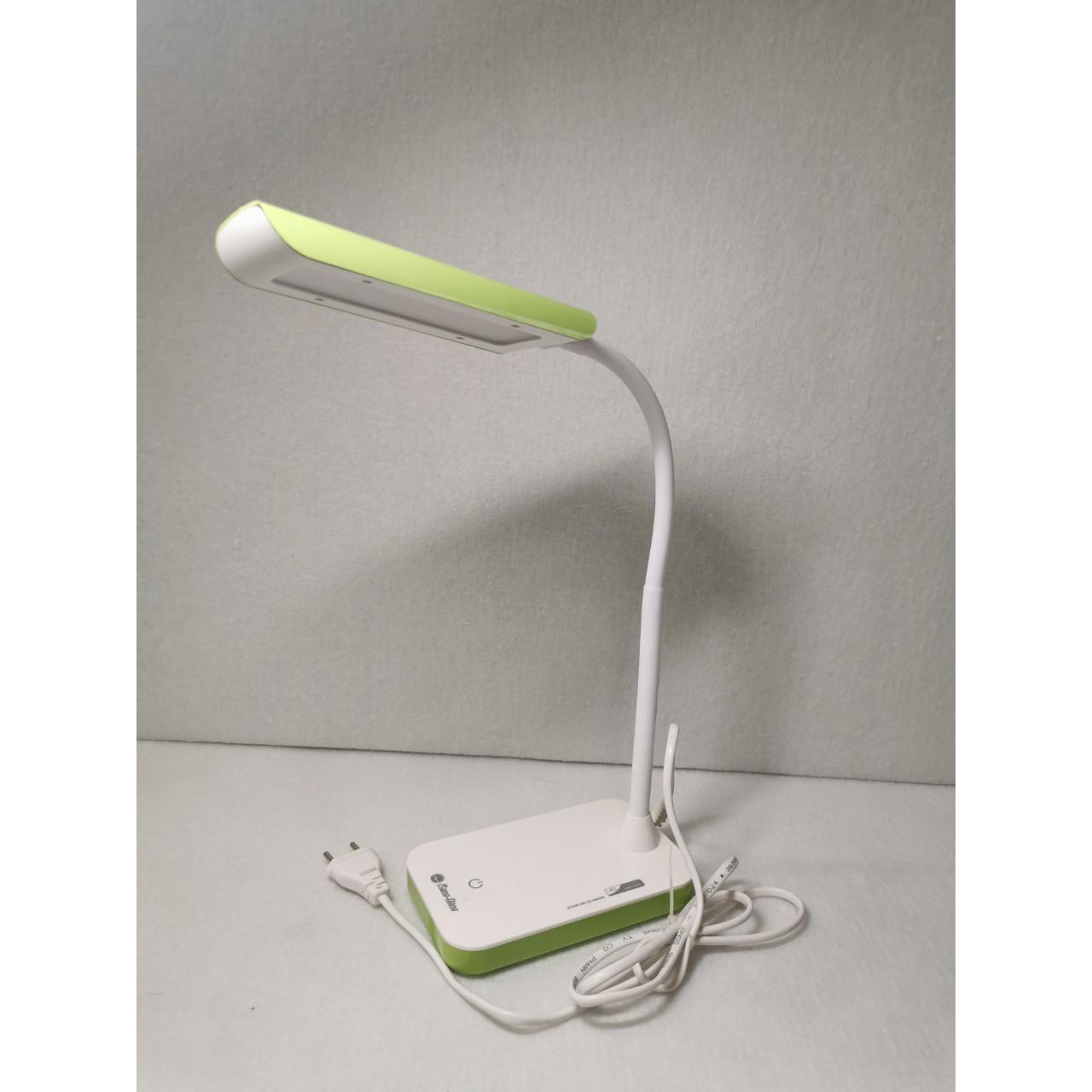 Đèn bàn học cảm ứng cao cấp Rạng Đông Model RD-RL-20.LED - Chính hãng, bảo vệ thị lực, chỉnh góc,bóng Led, điều chỉnh cường độ ánh sáng