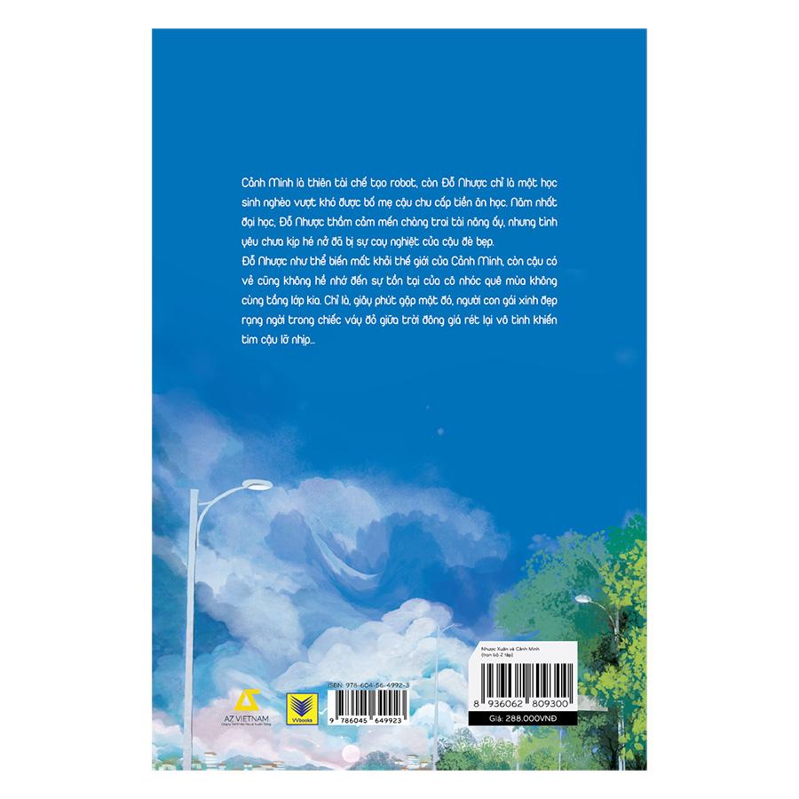 Bộ 2 Tập Nhược Xuân Và Cảnh Minh