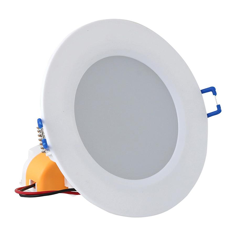 Đèn led âm trần 7W Rạng Đông, model LED downlight D AT06L 90/7W