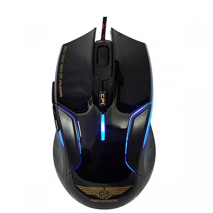 Chuột Gaming Chính Hãng Newmen N500 Plus