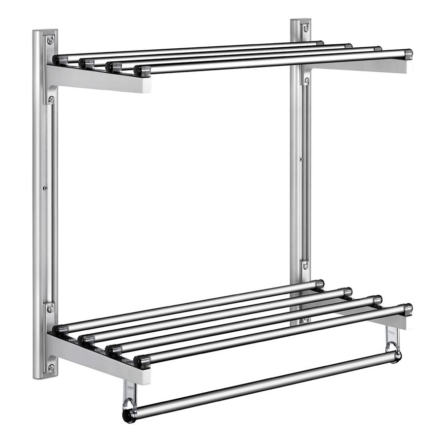 Giá để đồ gắn tường Wellex 2 tầng - ALB2060
