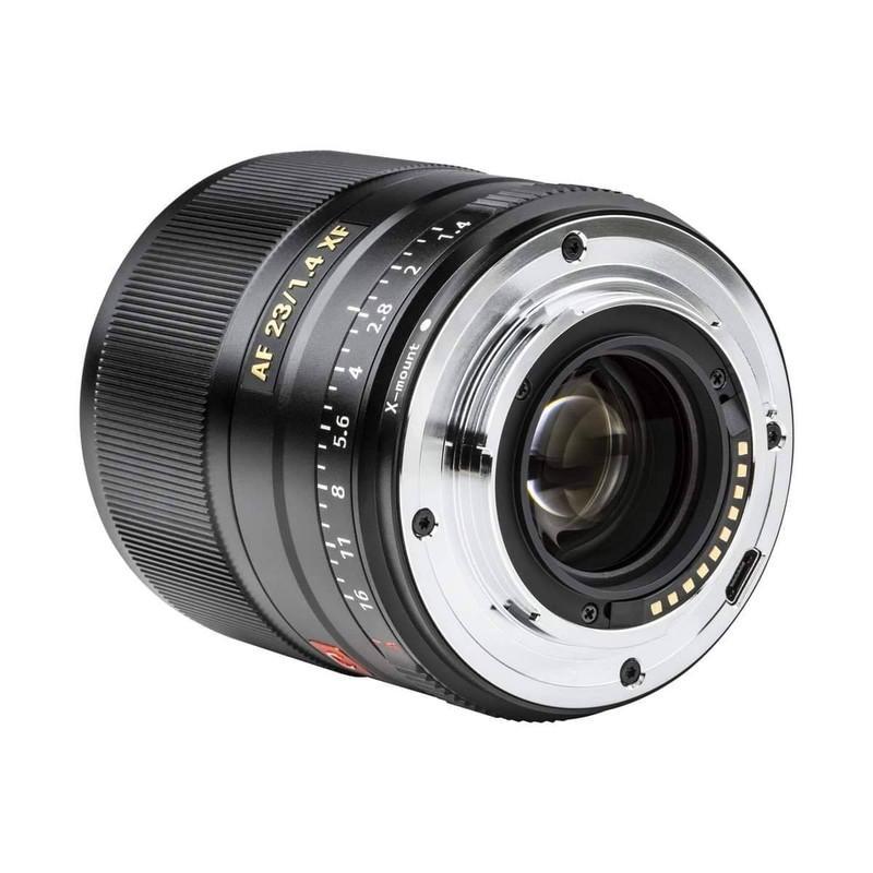 Ống kính Viltrox 56mm F1.4 Auto Focus cho Fujifilm Hàng Nhập Khẩu