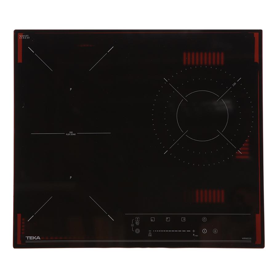 Bếp Âm Đôi Từ - Hồng Ngoại Teka HIF6021S (59 cm) - Hàng Chính Hãng