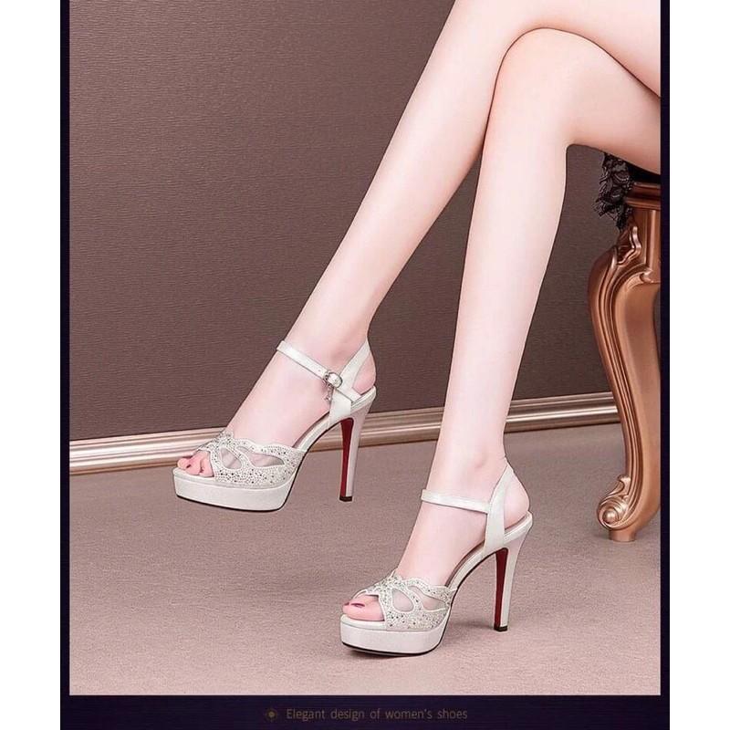 Sandal nữ cao cấp kiểu dáng sang trọng NP1998