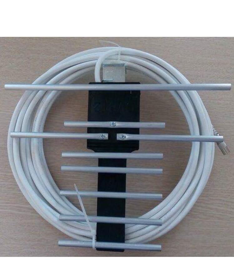 Đầu Thu Truyền Hình Kỹ Thuật Số DVB T2 - Kèm Anten Liền Dây 15M - Hàng Chính Hãng