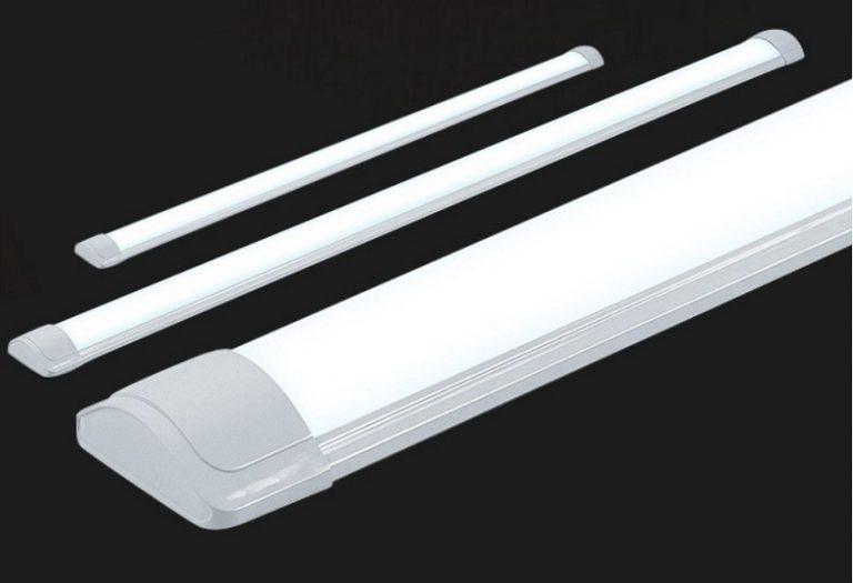 Bộ 5 đèn tuýp led bán nguyệt 60cm 20w