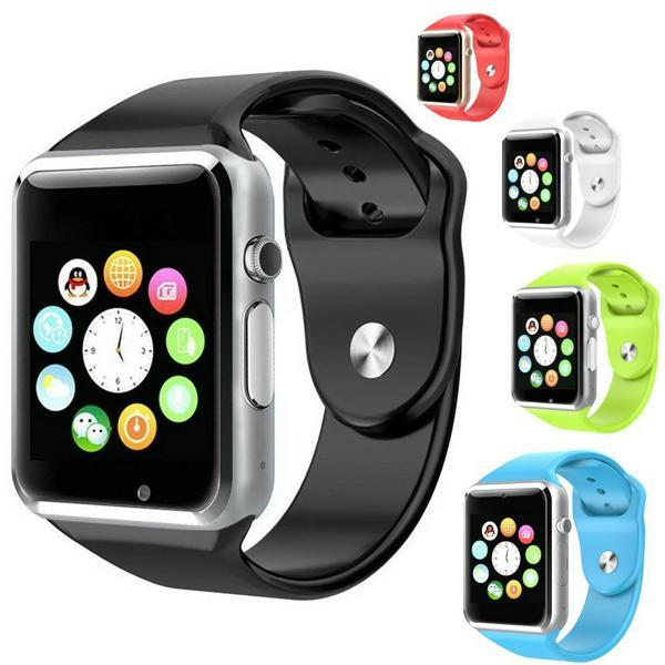 Đồng hồ thông minh Smart watch A1 - đỏ