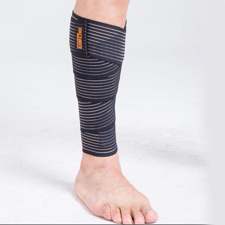 Băng bảo vệ bắp chân Boer 1516-120 cm giảm chấn thương