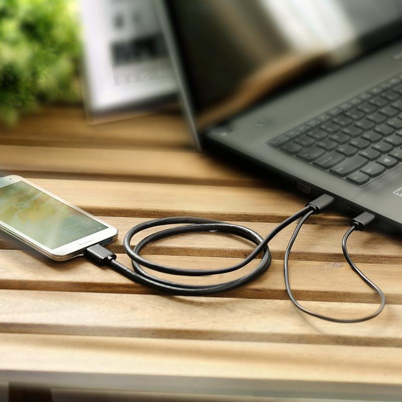 Cáp USB 3.0 sang Micro B dài 1M  sạc và đồng bộ dữ liệu cho điện thoại thông minh Android và máy tính bảng UGREEN 10382 - Hàng chính hãng
