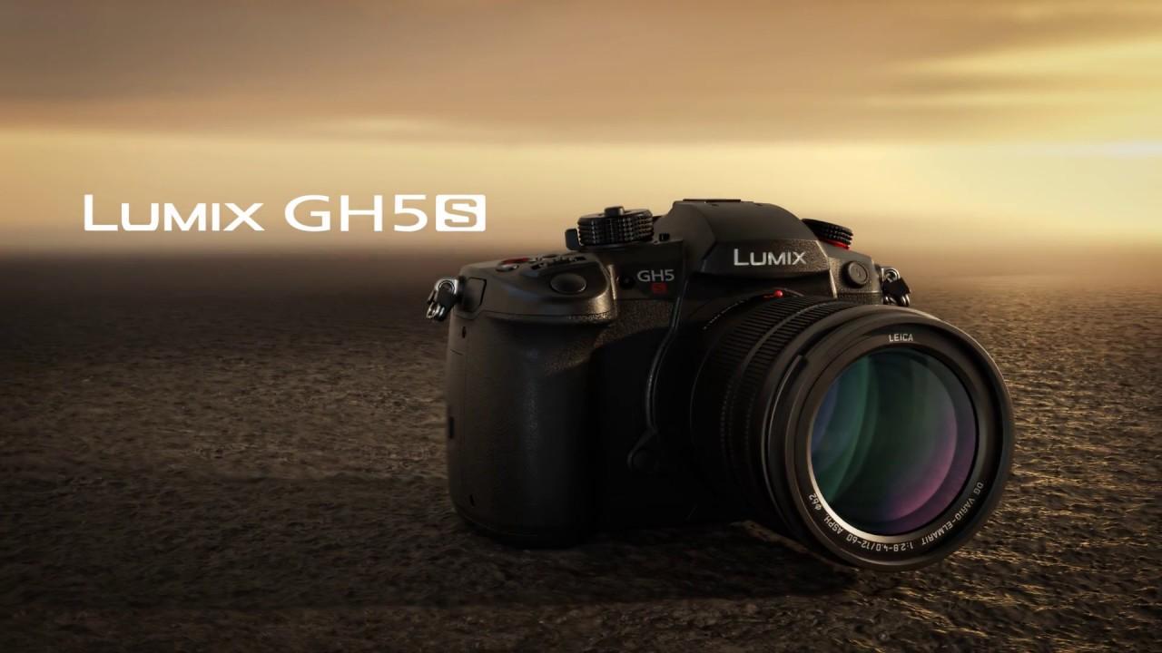 Máy ảnh không gương lật kèm ống kính DC-GH5SGA-K