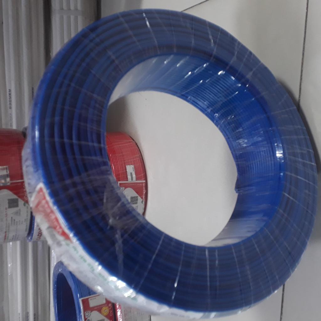 Dây điện 2x1.5 đôi( vcmd 2x30) 1 cuồn 100m
