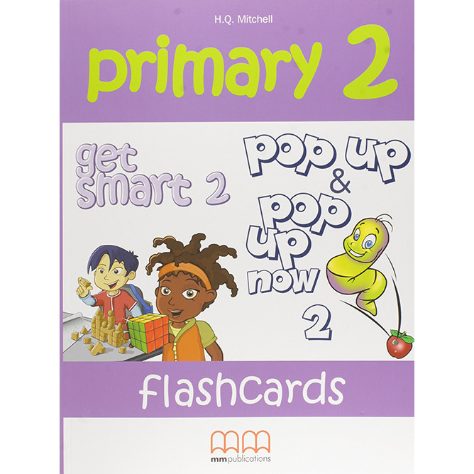 MM Publications: Sách học tiếng Anh - Primary 2 Flashcards