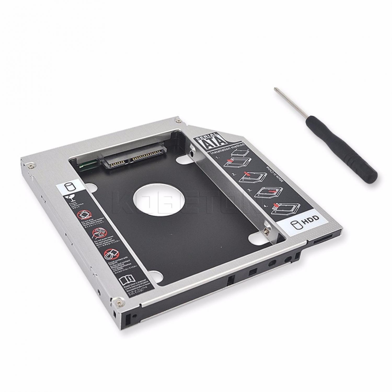 Khay Caddy Bay Đựng HDD, SSD 12,7mm - Phụ Kiện Cho Laptop