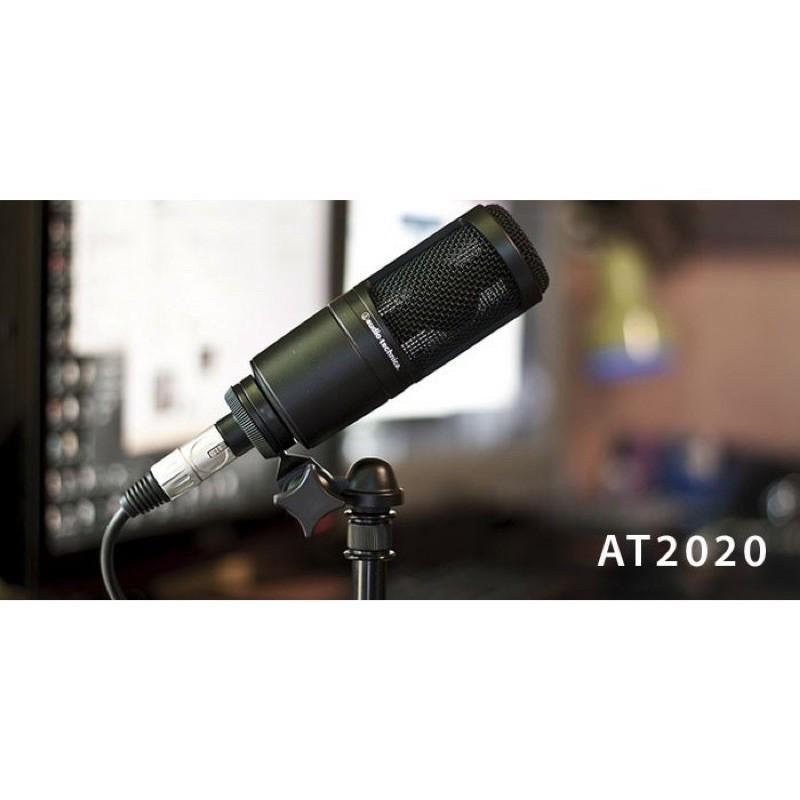 Mic AT2020 Technica thu âm livestream cực đỉnh