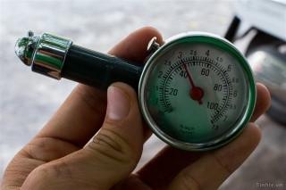 Combo bộ dây câu bình ắc quy 500A + Bộ đo áp suất lốp cơ=72.000đ