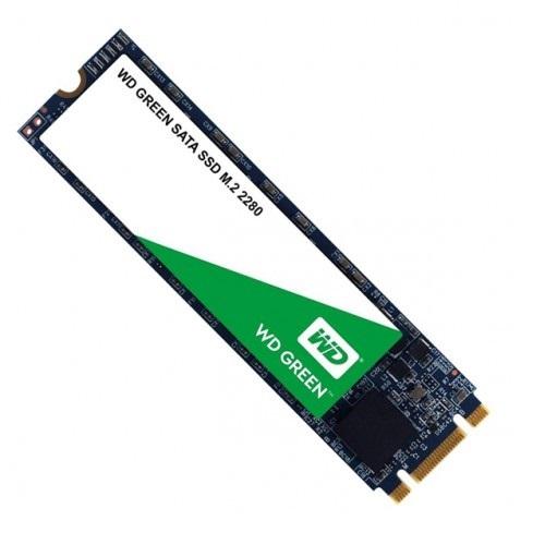 Ổ cứng SSD Western Digital Green M.2 2280 Sata 480GB WDS480G2G0B - Hàng Chính Hãng