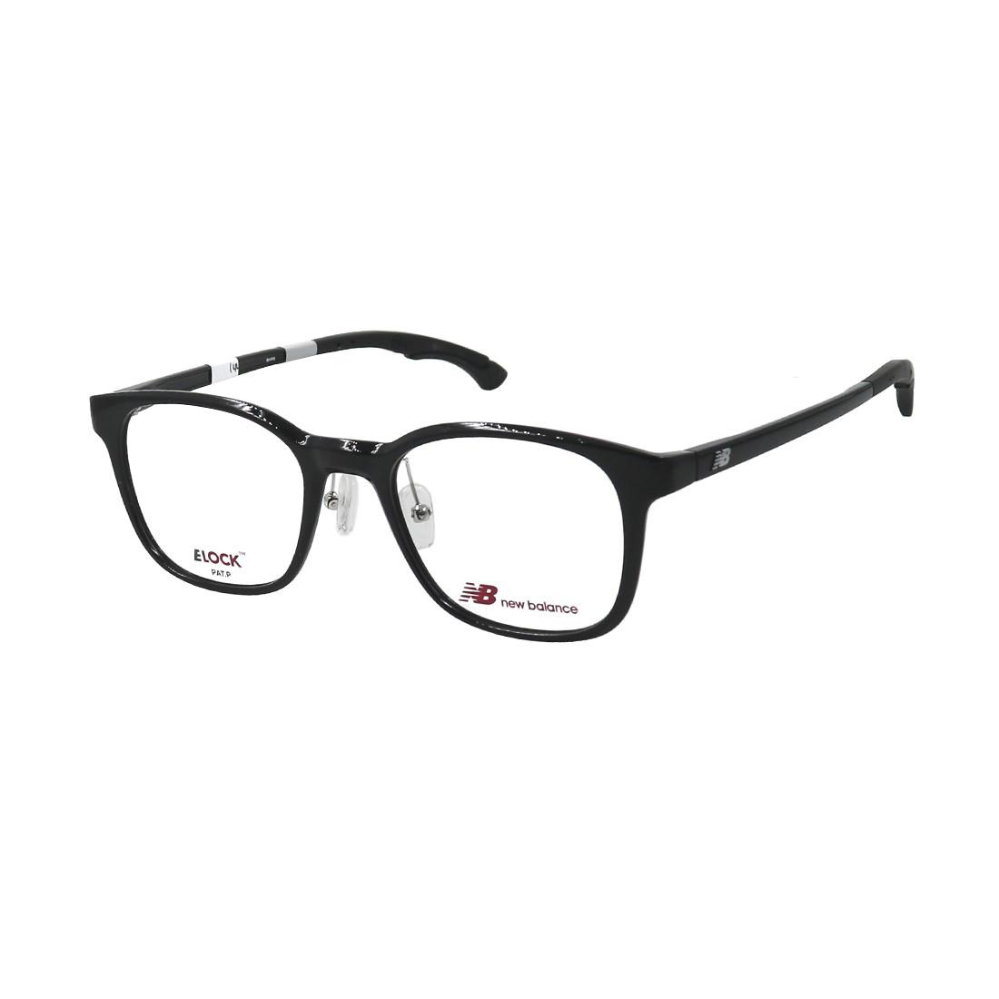 Gọng kính, mắt kính chính hãng Unisex NEW BALANC NB09042 C01 (51.19.150)