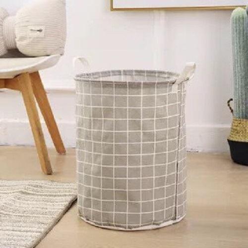 Giỏ vải đựng đồ gấp gọn đa năng tiện lợi mẫu mới