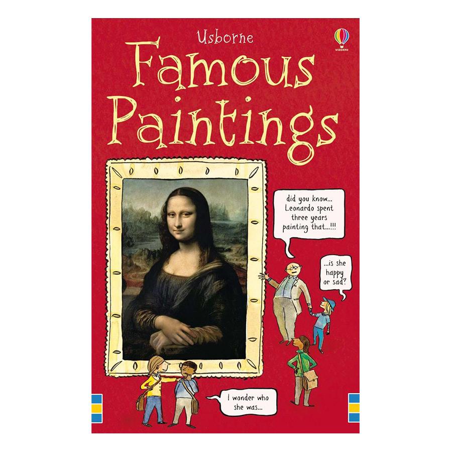 Usborne Famous Painting Cards