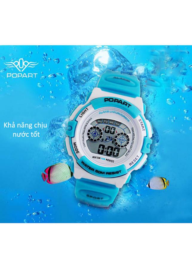 Đồng Hồ Trẻ Em Cho Bé Popart 448 - DHA500