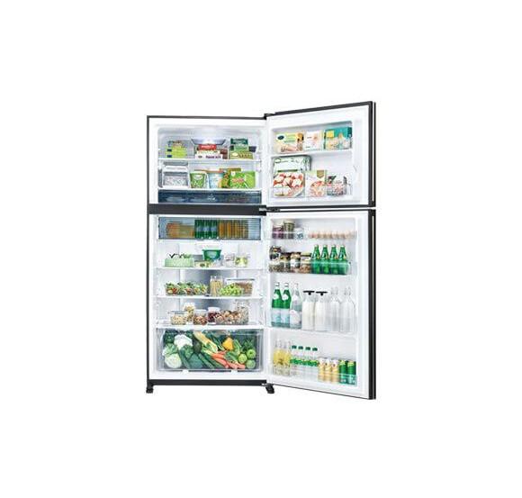 Tủ lạnh Sharp Inverter 560 lít SJ-XP620PG-SL Model 2021 - Hàng chính hãng (chỉ giao HCM)