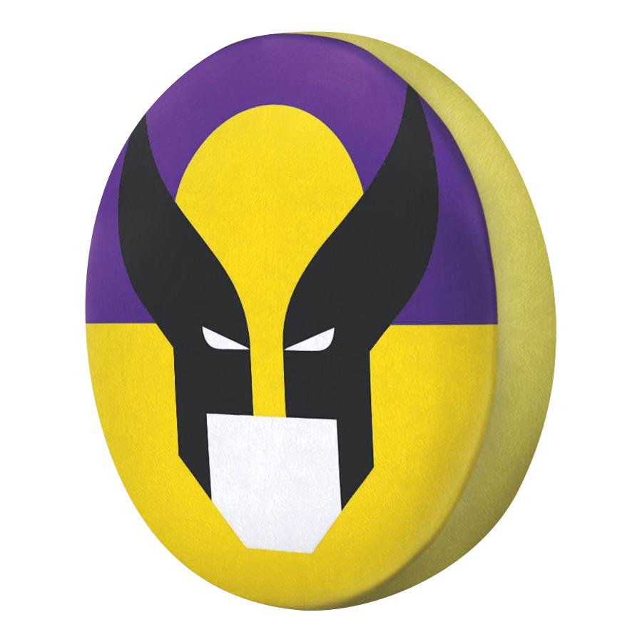 Gối Ôm Tròn Wolverine Cổ Điển - GOFF182