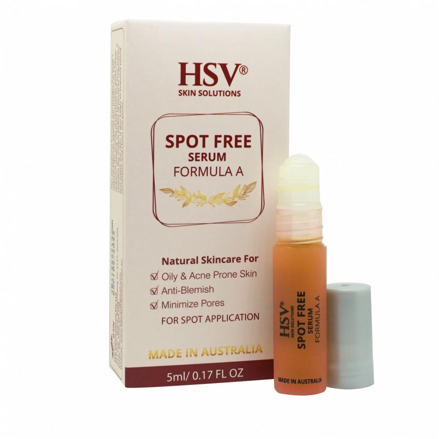 serum làm giảm và ngăn ngừa mụn HSV sport free formula A