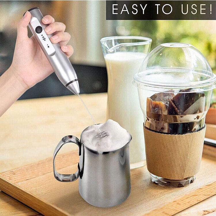 Máy đánh trứng, tạo bọt cà phê mini tiện dụng