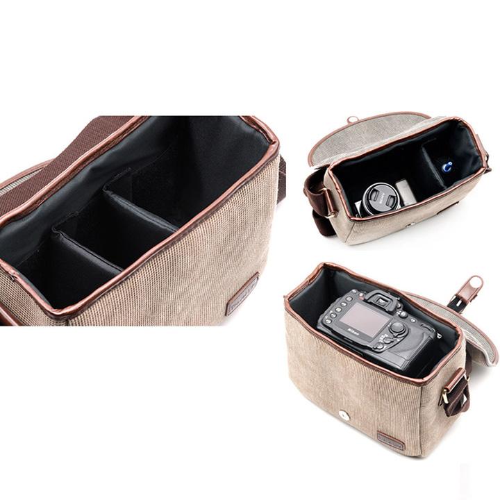Túi đựng máy ảnh thời trang cao cấp - Oz105