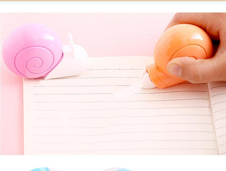 Bút xóa kéo hình ốc sên ( màu ngẫu nhiên ) M&G - 6m-1 cái- ACT55671
