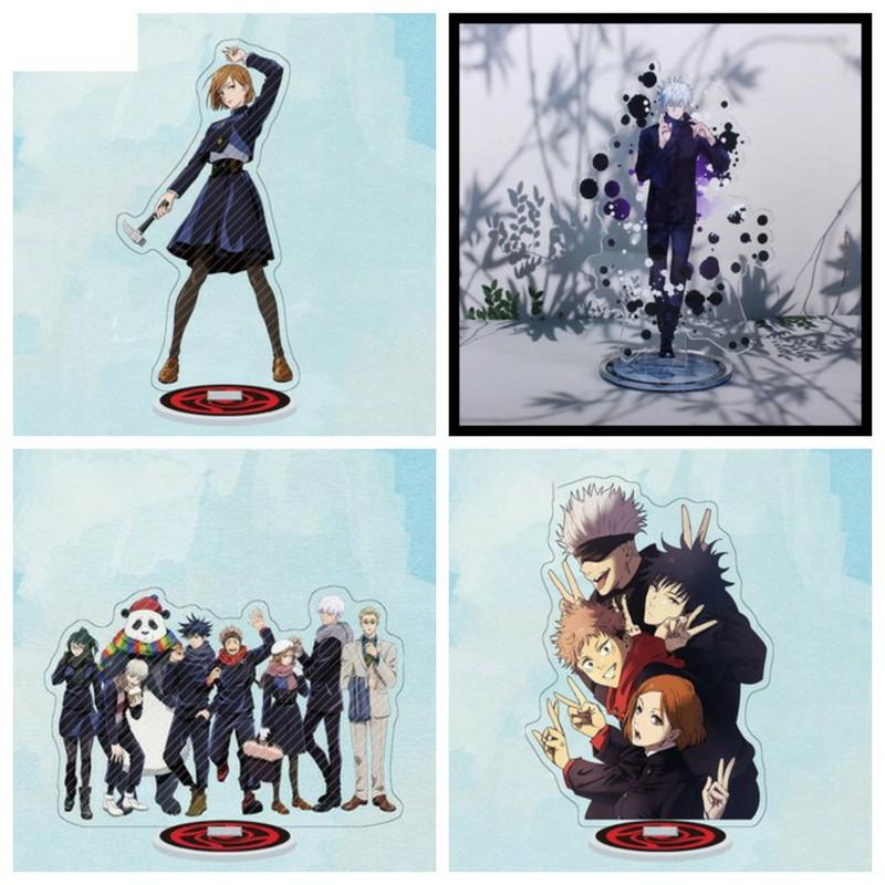 Mô hình standee anime Jujutsu Kaisen Chú Thuật Hồi Chiến anime chibi dễ thương(MẪU GIAO NGẪU NHIÊN)