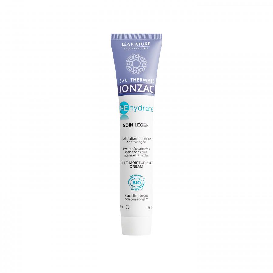Kem Dưỡng Cấp Nước ReHyrate Light Moisturizing Cream (50ml) EAU THERMALE JONZAC