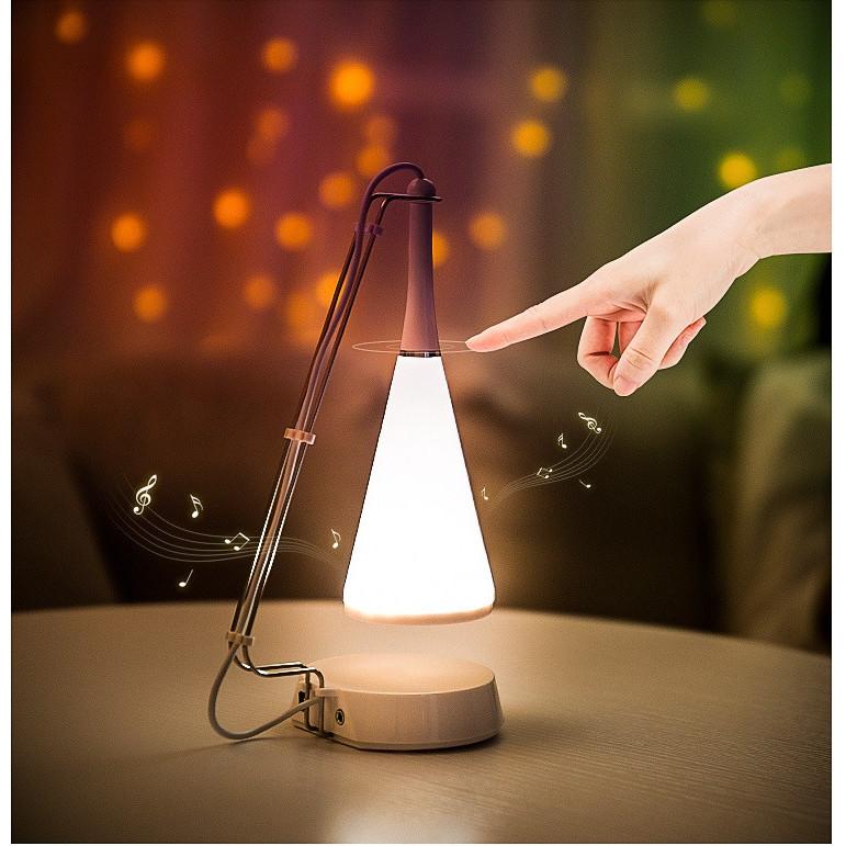 Đèn ngủ cảm ứng đa năng có Bluetooth ( Đèn ngủ kiêm loa Bluetooth )