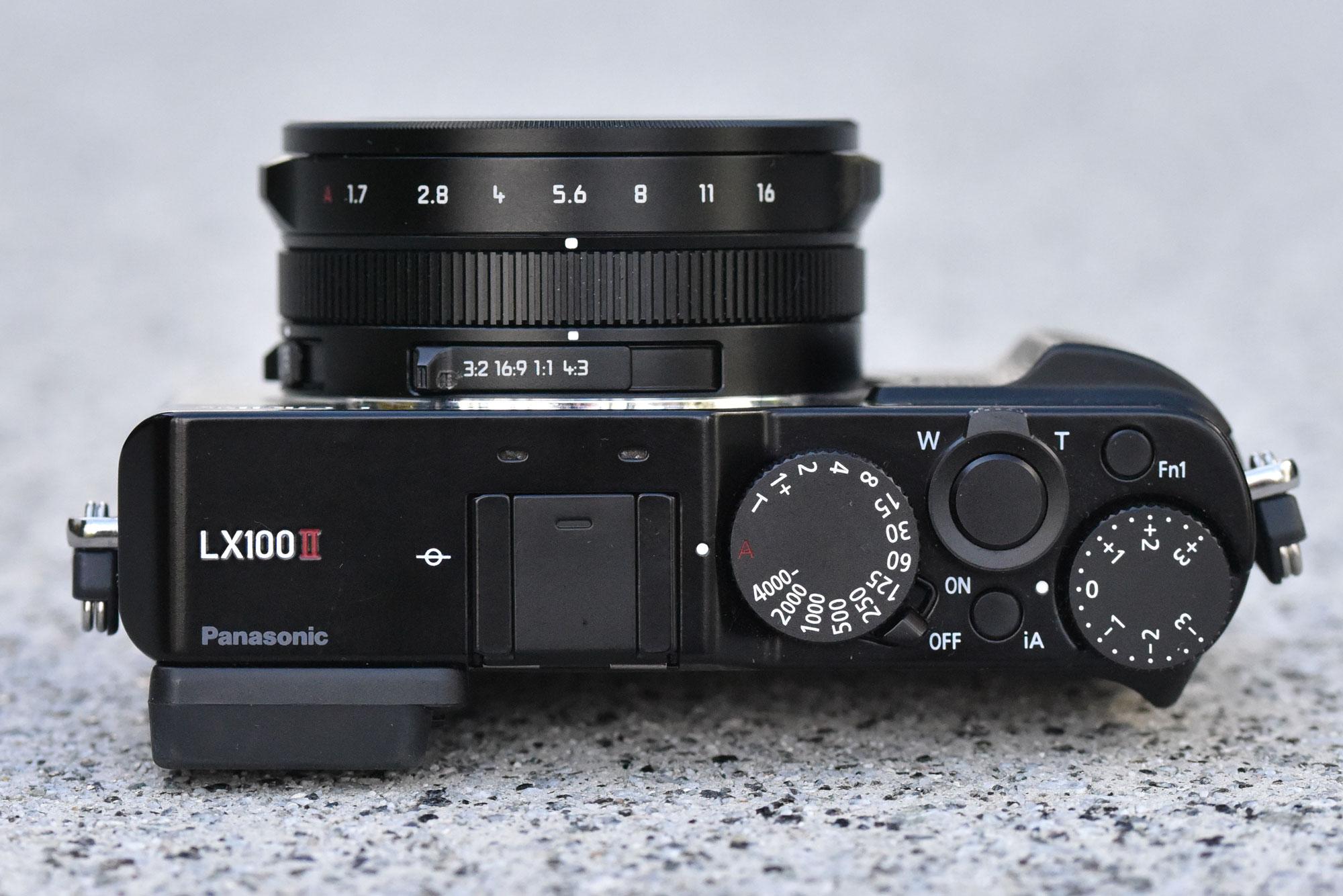Máy Ảnh Panasonic Lumix LX100 II (Chính Hãng)
