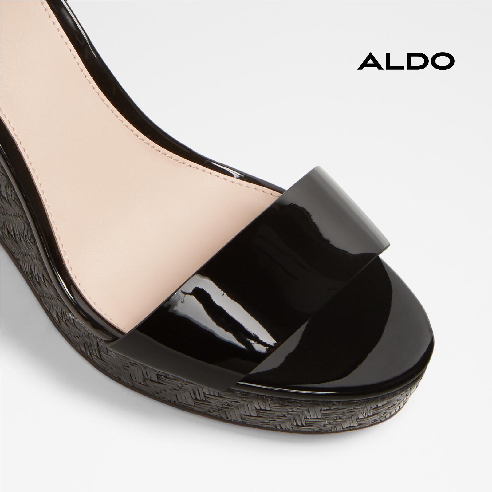 Giày sandals đế xuồng nữ ALDO UNALIVIEL