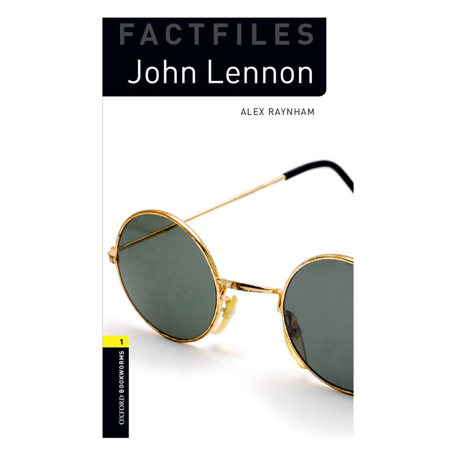Oxford Bookworms Library (3 Ed.) 1: John Lennon Factfile Audio CD Pack