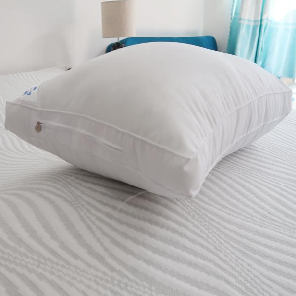 Gối Lông Vũ Cao cấp 50x70cm - Chuẩn khách sạn 5 sao - Thích hợp cho mọi gia đình - Êm ái - Có giấc ngủ ngon hơn - Đảm bảo an toàn cho sức khỏe người sử dụng