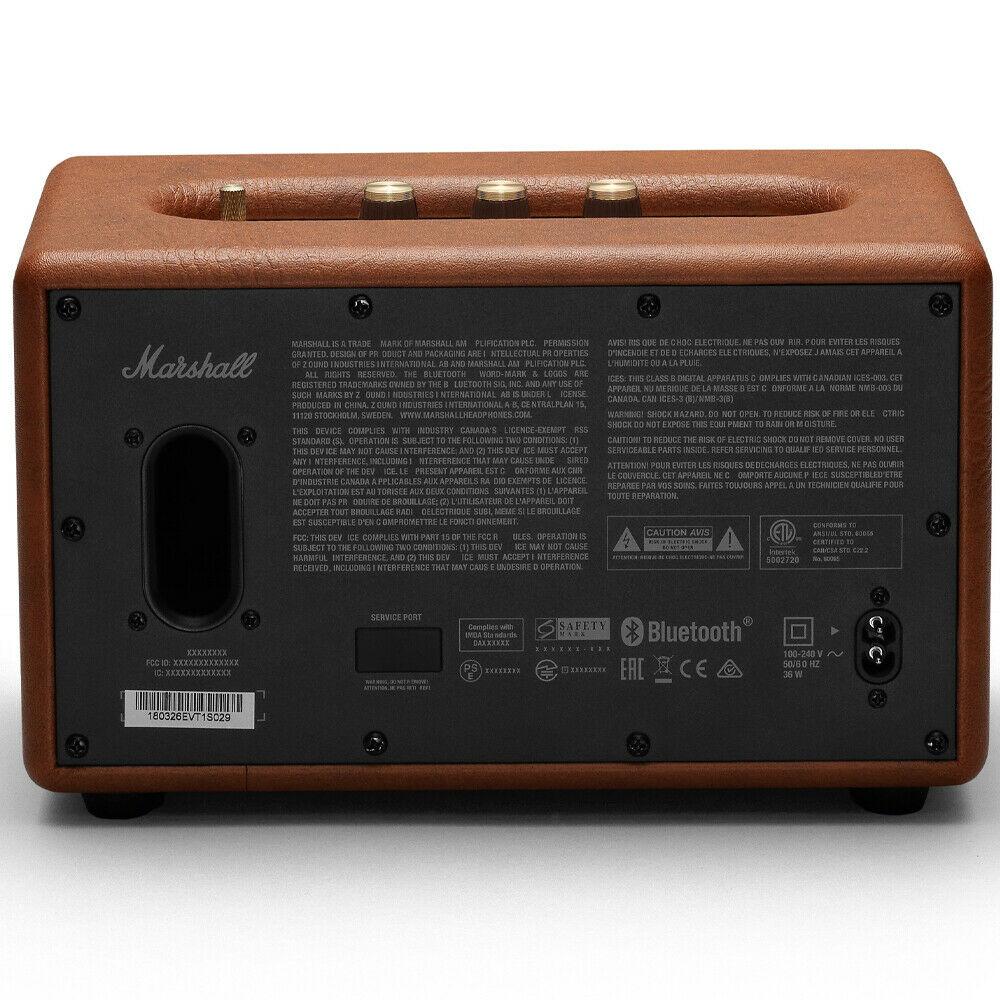 Loa Bluetooth Marshall Acton II - Hàng Nhập Khẩu