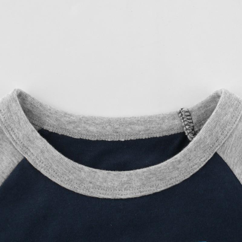 Áo thun bé trai 27kids, áo thun cho bé 100% cotton