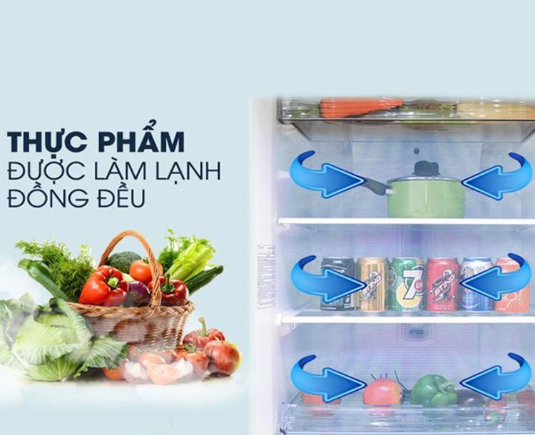 Tủ Lạnh Inverter Panasonic NR-BL389PSVN (366L) - Hàng chính hãng