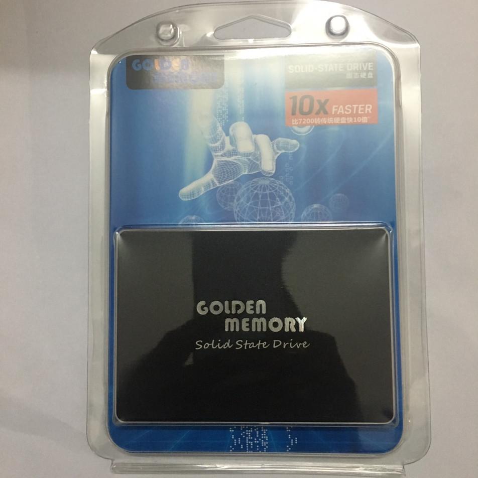 Ổ cứng SSD Golden Memory 120G SATA III 2.5 inch - Hàng Nhập Khẩu