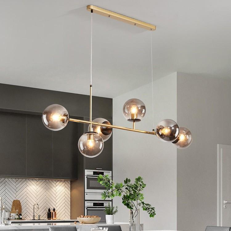 Đèn thả bàn ăn VIDAM trang trí nội thất sang trọng, hiện đại - Tặng bóng LED chuyên dụng.