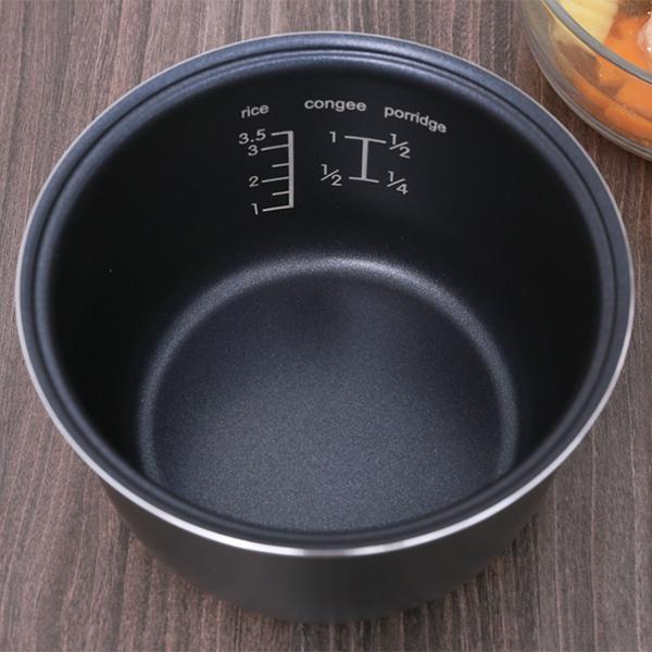 Nồi Cơm Điện Tử Midea MB-FS1617 (0.6 Lít) - Hàng Chính Hãng